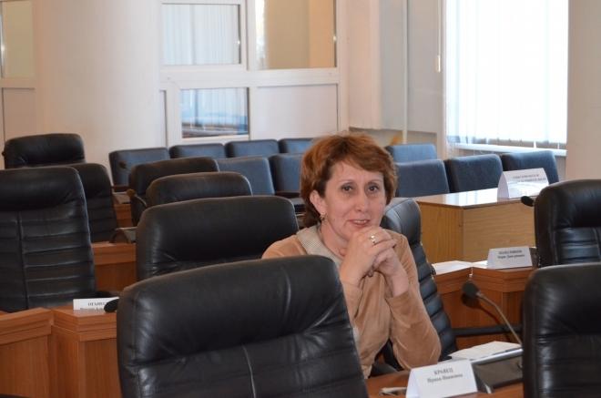 Кравец Ирина Ивановна