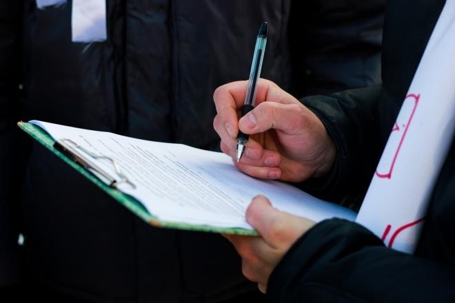 В Севастополе Комелов платит тысячу рублей в день за подписи против Меняйло (ВИДЕО)