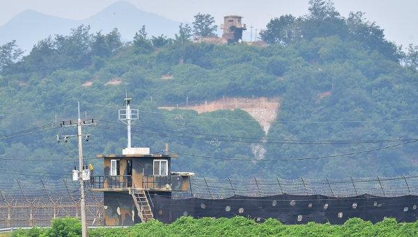КНДР и Южная Корея начали переговоры о снижении напряженности