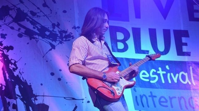В Коктебеле на фестивале «Live in Blue Bay» пели фанк и русские народные