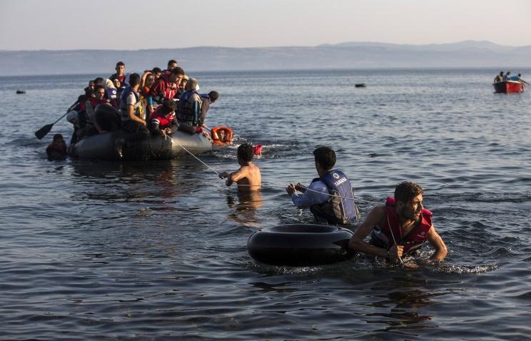 Лодка с мигрантами затонула у берегов Греции. 26 человек пропали без вести