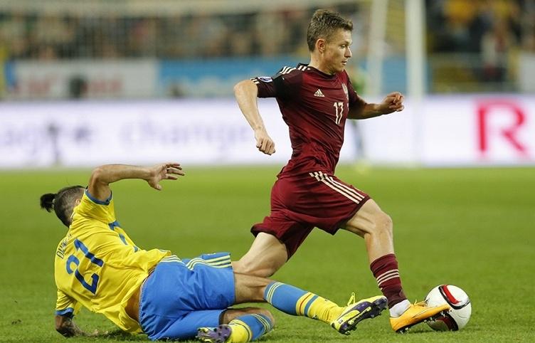 Телезрители смогут увидеть матч между сборными России и Швеции