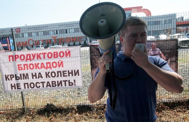 Акция по блокированию Крыма провалилась, — Бальбек