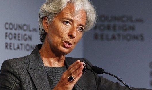 Глава МВФ назвала основную проблему мировой экономики