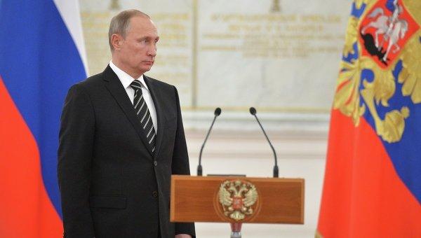 Путин рассказал о планах террористов в Сирии по расширению экспансии