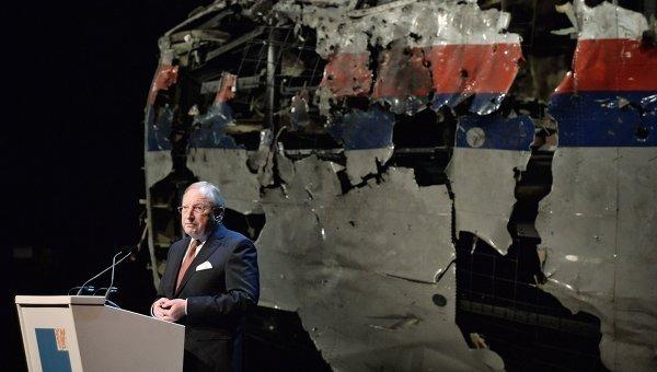 Нидерланды отклонили требование Украины по докладу о сбитом на Донбассе «Боинге»