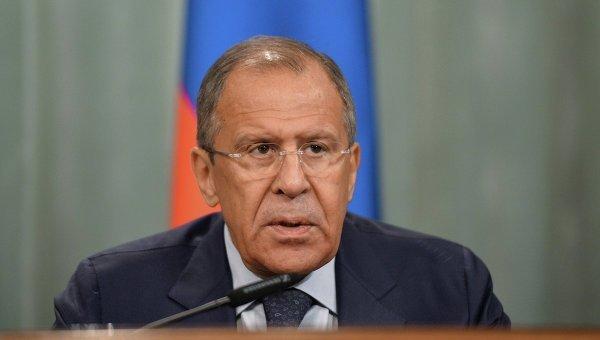 Москва будет делать все для подавления терроризма, — Лавров