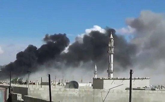 WSJ сообщает: Россия нанесла авиаудары по сирийским друзьям США. Москва просит предъявить доказательства