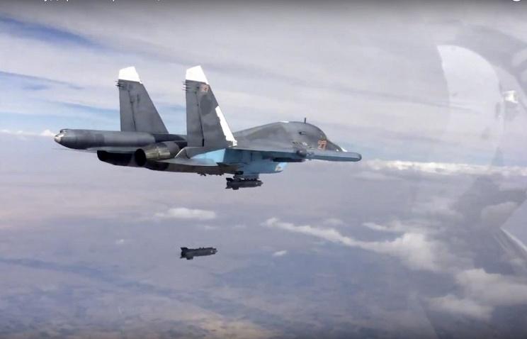 Ирак начал с воздуха бомбить позиции боевиков ИГ