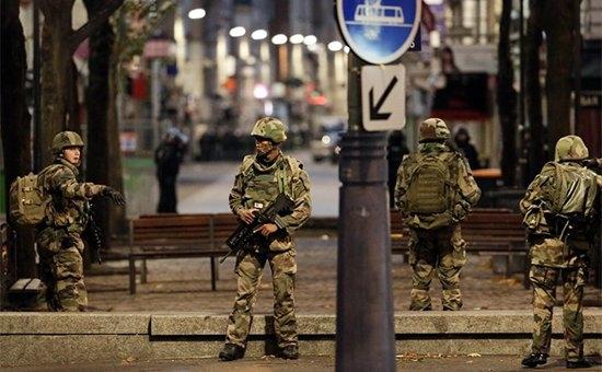 Во Франции женщина с «поясом шахида» совершила самоподрыв