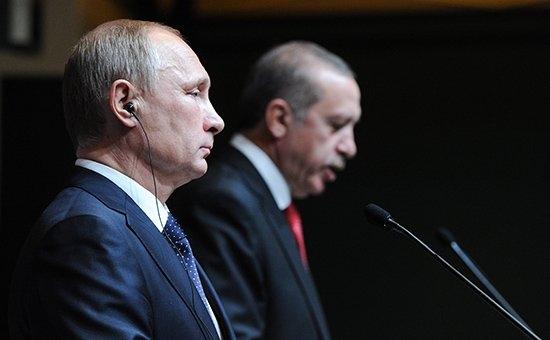 Путин не будет встречаться с Эрдоганом в ходе саммита в Париже
