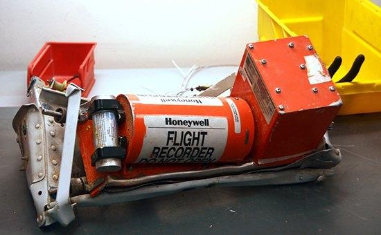 Катастрофа Airbus A321: самописцы зафиксировали «нехарактерные для штатного полета звуки»