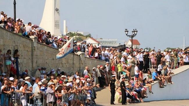 Севастополь прирастает переселенцами из России и Украины