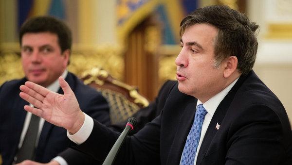 В Грузии готовят документ о лишении Саакашвили гражданства