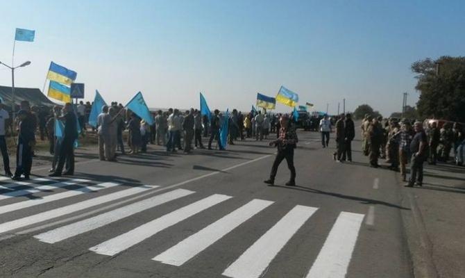 Ислямов грозится организовать еще одну блокаду Крыма. На этот раз морскую