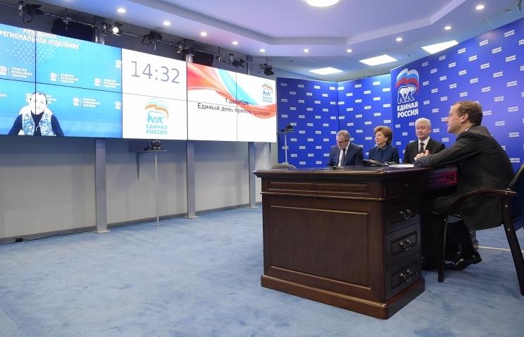 Медведев пообещал, что в ближайшее время проблема энергоснабжения Крыма будет решена
