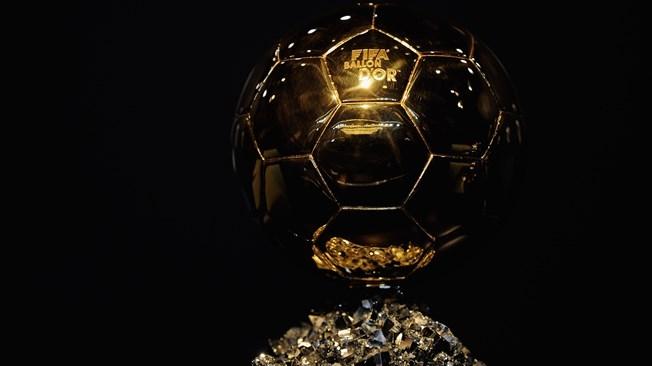 Названы три претендента на «Золотой мяч»