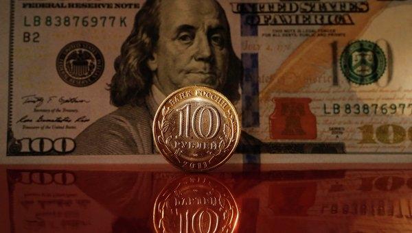 Доллар перешел отметку в 85 рублей. В Кремле обвалом это не считают