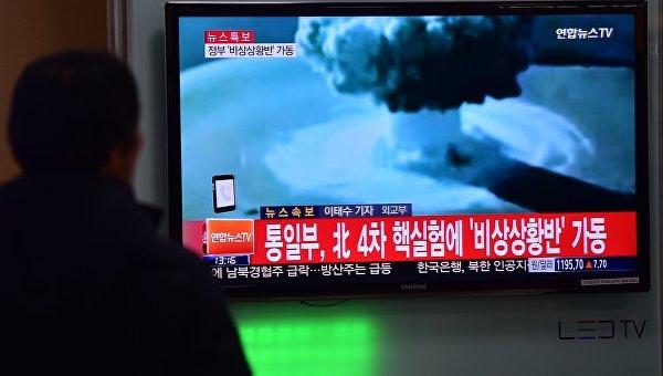 КНДР испытала водородную бомбу. Во всем мире забили тревогу