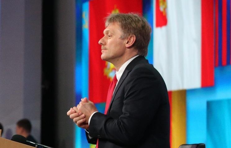 В Кремле ждут от США доказательств выдвинутых в адрес Путина обвинений