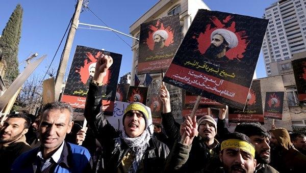 Вслед за Саудовской Аравией дипломатические отношения с Ираном разорвал Бахрейн