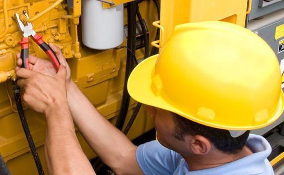 Из-за похолодания в Севастополе снова придется включать мощные генераторы