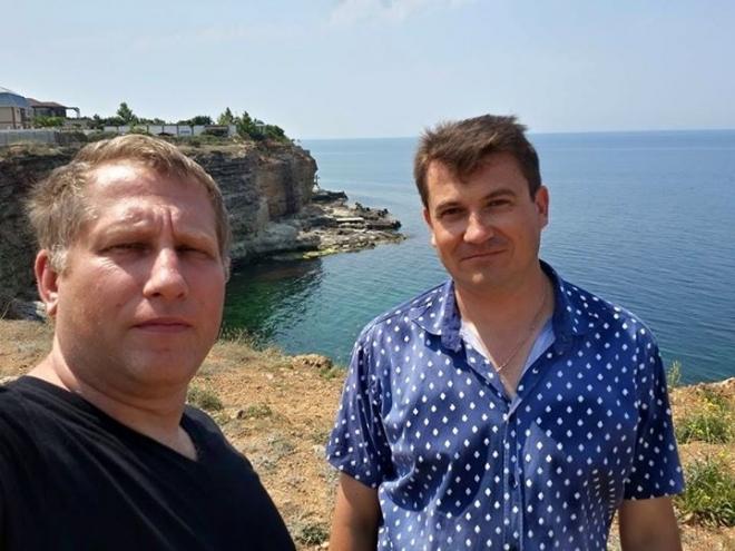 «Швондеры» Гарначук и Комелов устроили в Севастополе диверсию, за которую отдуваются СМИ