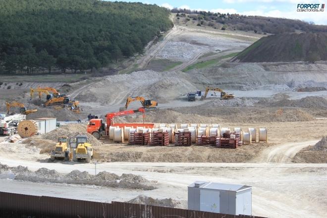 Севастопольскую электростанцию превратили в секретный объект (фото, видео)