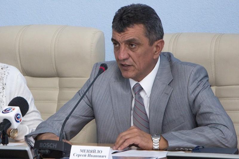 Меняйло определил приоритетное направление в работе чиновников