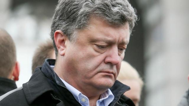 Порошенко признал невозможность возвращения Крыма военным путем