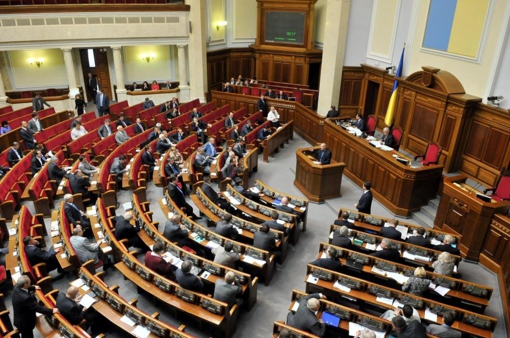 Верховная Рада осудила отчет ОБСЕ из-за статуса Крыма