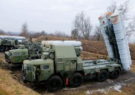 Россия приведёт ПВО в повышенную готовность из-за украинских стрельб рядом с Крымом