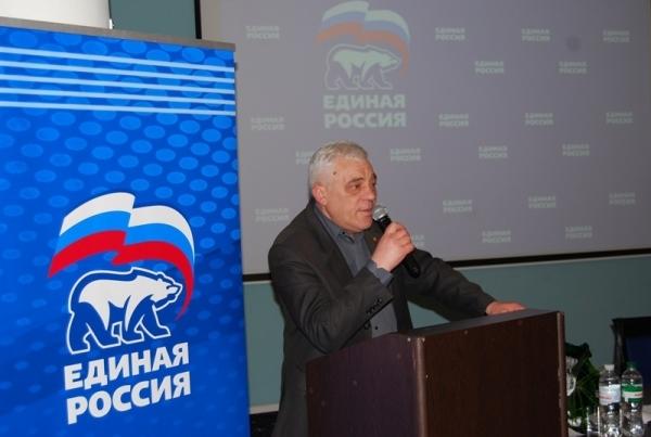Лидер местных единороссов назвал стратегию развития Севастополя обыкновенной «курсовой»