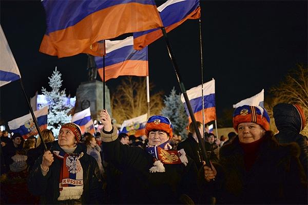 Крым в составе России: три года спустя (ВИДЕО)