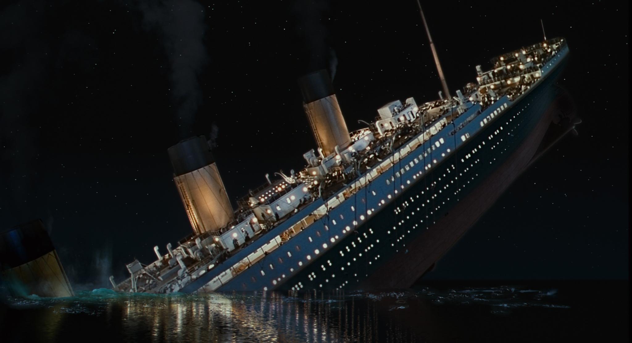 Ученые раскрыли причину крушения «Титаника»
