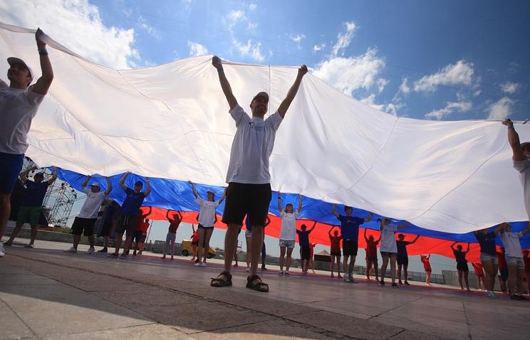 Россияне считают свою страну одним из самых влиятельных государств в мире