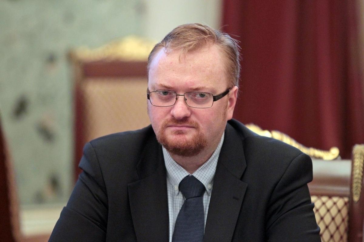 Милонов призвал Первый канал бойкотировать «Евровидение-2017» в Киеве