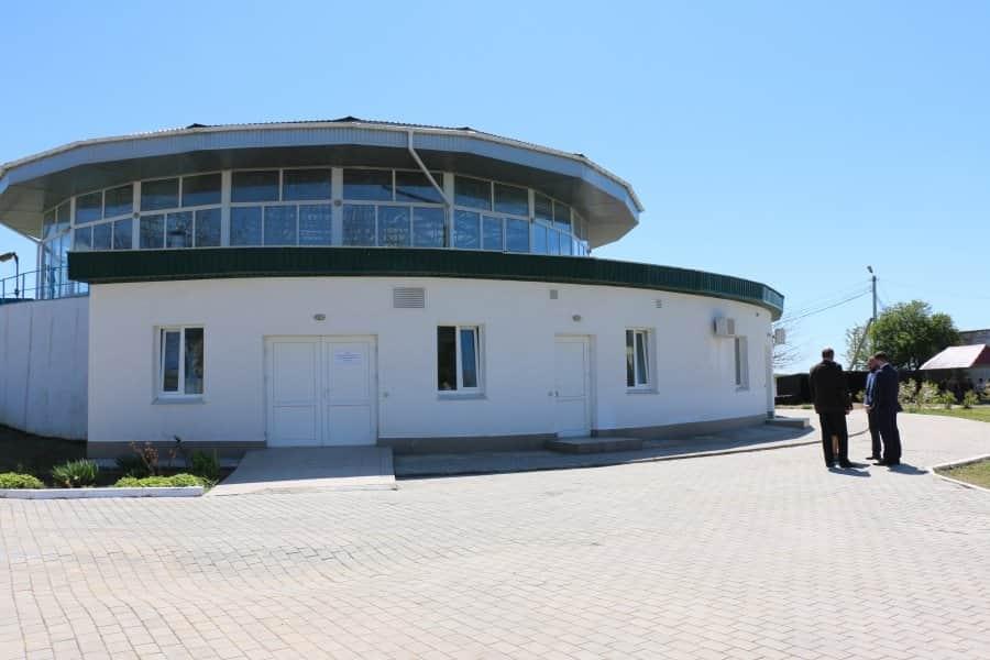 Под Севастополем запустили новые очистные сооружения