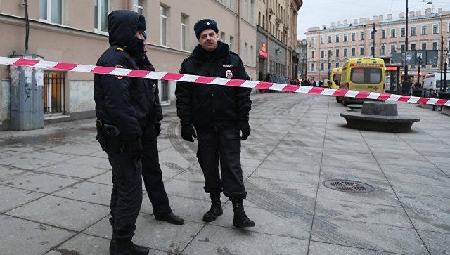 ФСБ установили заказчика теракта в метро Петербурга