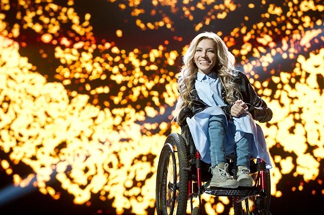 Самойлова подтвердила свое выступление в Севастополе 9 мая
