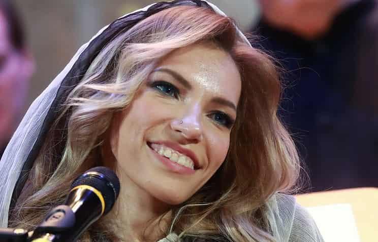 Самойлова исполнит в Севастополе песню для «Евровидения»