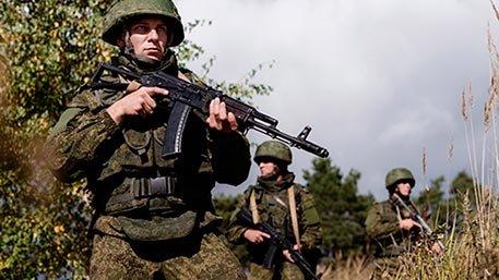 Российские пограничники открыли стрельбу на границе с Украиной