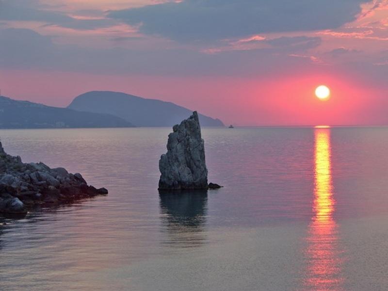 В последний день весны в Крыму будет тепло и без осадков (прогноз погоды на 31 мая)