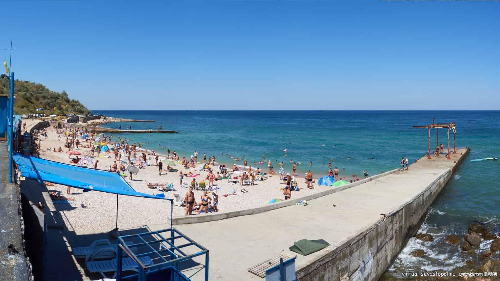 Готовы ли севастопольские пляжи к курортному сезону?