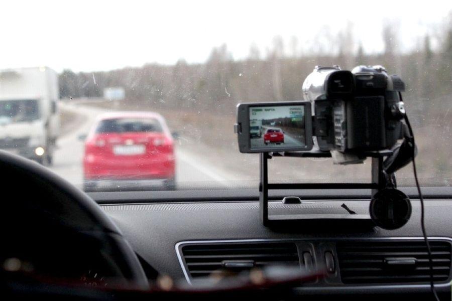 На дорогах Крыма работает «скрытый патруль» ГИБДД