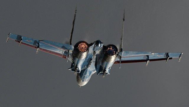В Крыму по тревоге подняли в воздух истребители