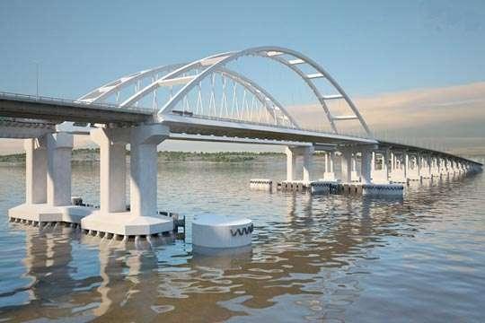 Осенью жители Крыма и Краснодарского края выберут название для Керченского моста