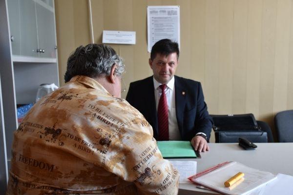 Кандидат в депутаты по округу №3 рассказал Овсянникову о проблемах района
