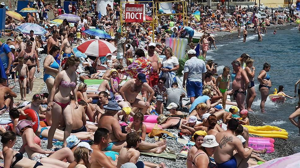 В Крыму мошенники добрались до туристов