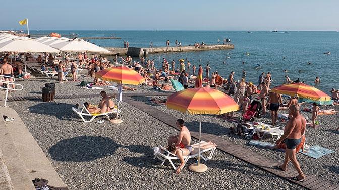 Ростуризм назвал самые популярные курорты в России
